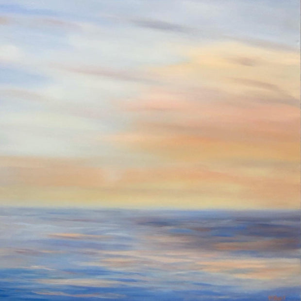 Finding Peace - Southern California Seascape - Ethereal Seascape - 155