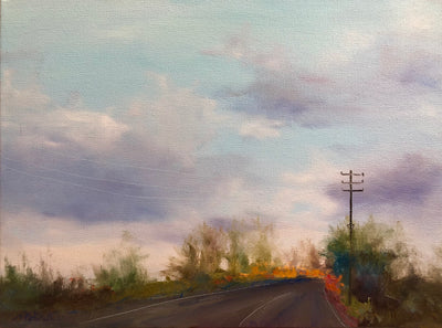 Road Less Traveled - Wired Painting 104