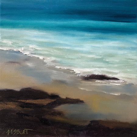 Serenity Seascape Painting - #127