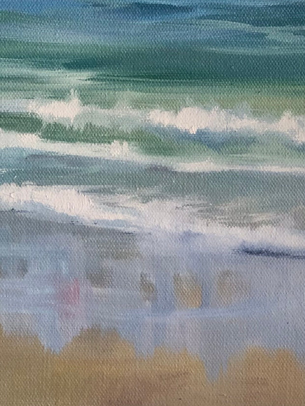 Sound of the ocean- Ethereal Seascape - 151