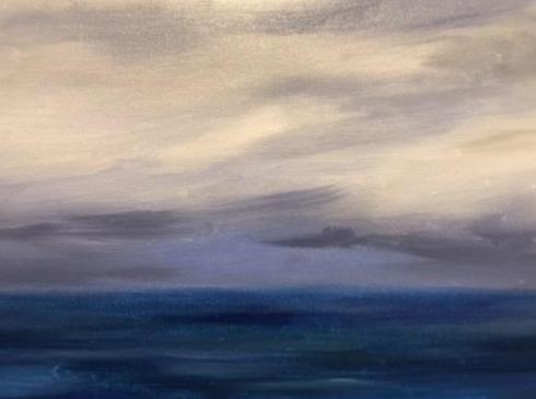 Seascape Painting - 134