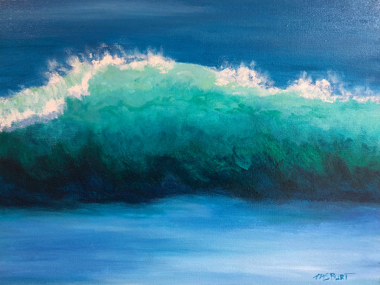 Wave Painting 516