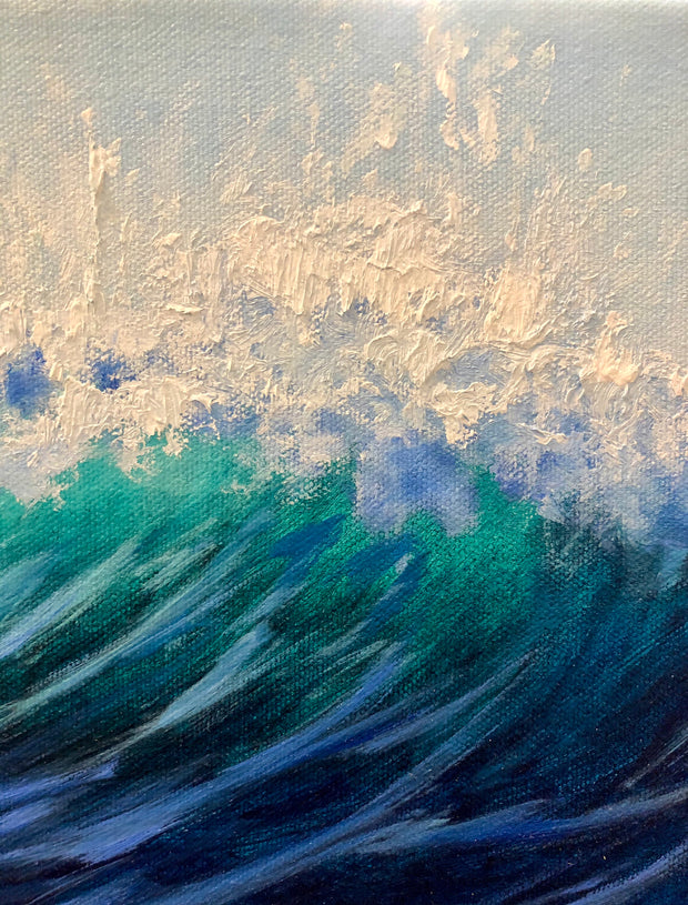 Wave Painting 521