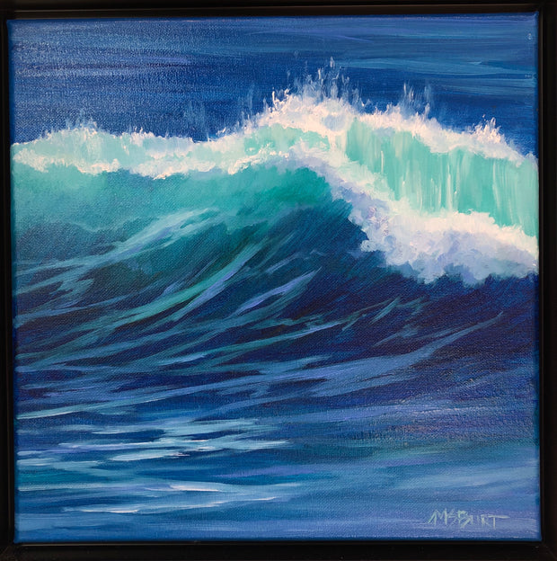 Wave Series Painting 523