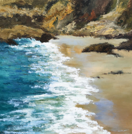 Seascape Painting - #129