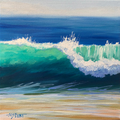Wave Painting 520
