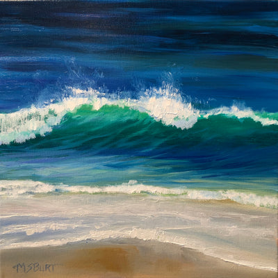 Wave Painting 519