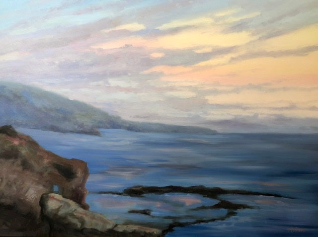 Seascape Painting - 136