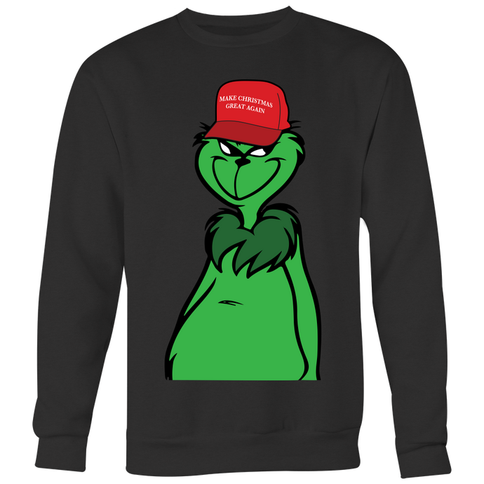 Make Christmas Great Again - Ugly Christmas Sweater