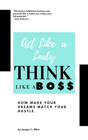 [E-book] ACT LIKE A LADY, THINK LIKE A BOSS, , Fantasy Life University, Queen JourneyA
