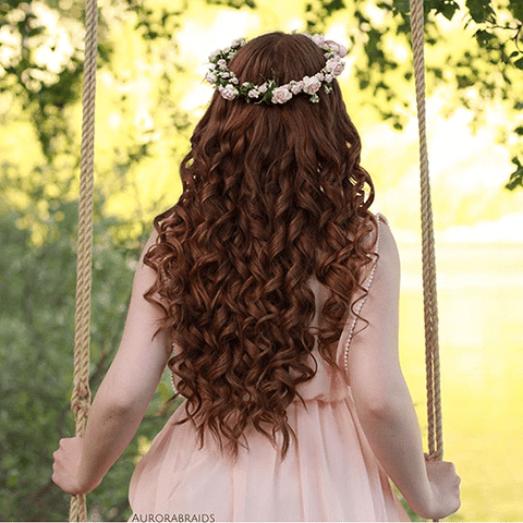LOOSE WAVE CLIP-INS, , FANTASY GAL HAIR COLLECTION, Queen JourneyA