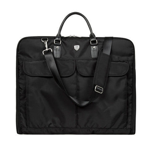 Waterproof Black Electronic / Garment Bag - Lightweight, , My Fantasy Co, Queen JourneyA