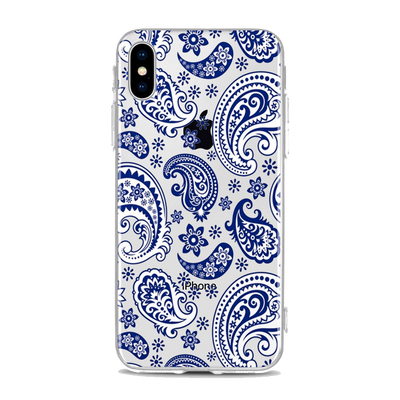 Billy Blue Phone Case