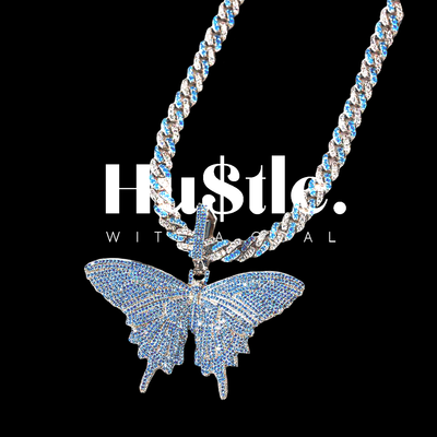 Just Another Butterfly Necklace