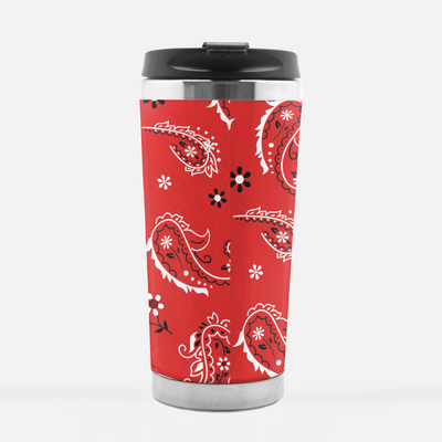 Bandana Travel Mug