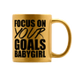Focus On Your Goals Mug