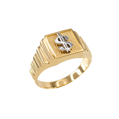 10k Gold More Money Ring (Unisex)
