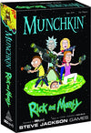 USAopoly Munchkin Rick and Morty Game