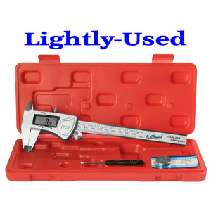 Lightly-Used EAGems IP54 Digital Caliper