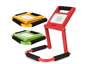 3-Pack LED Work Lights,10 Watt Red + Green, 20 Watt Yellow