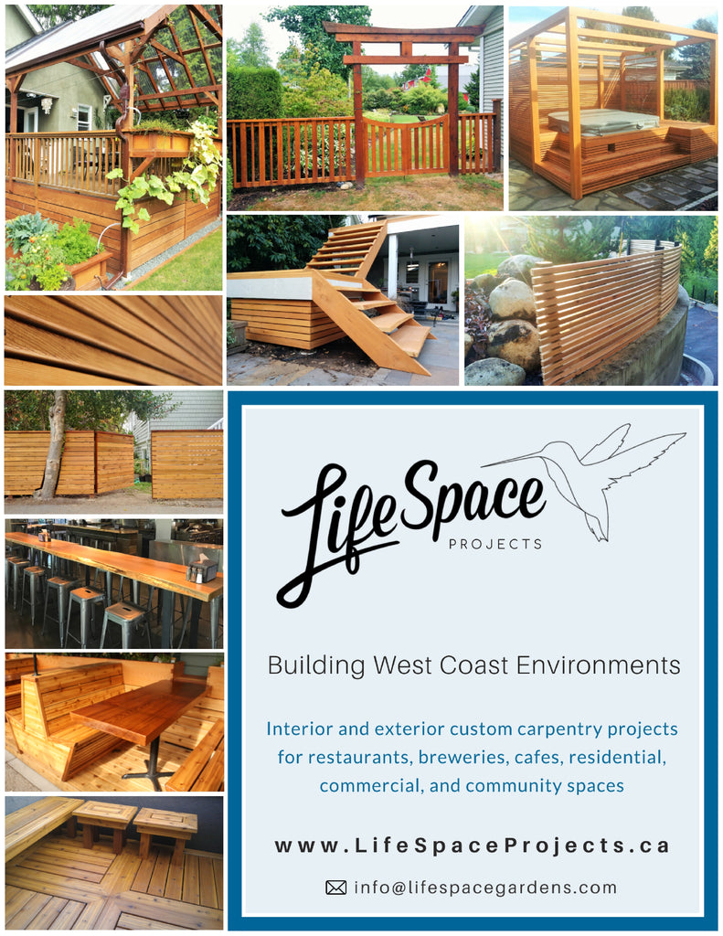 Lifespace projects custom interior and exterior carpentry