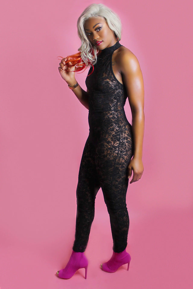 Black Marry Me Jumpsuit