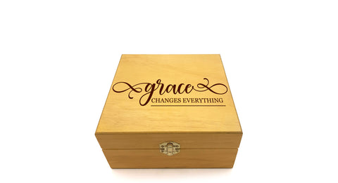 Small Essential Oils Boxes