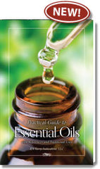 Essential Oils booklet cover