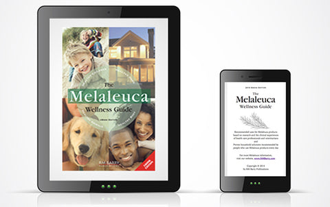 An ebook loaded on a tablet and phone