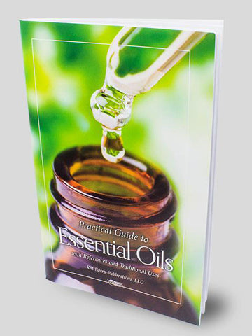Cover of the Practical Guide to Essential Oils