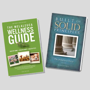 Melaleuca Essentials Book Pack