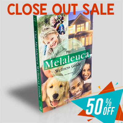 CLOSE OUT SALE (U.S. ONLY) - The Melaleuca Wellness Guide 15th Edition