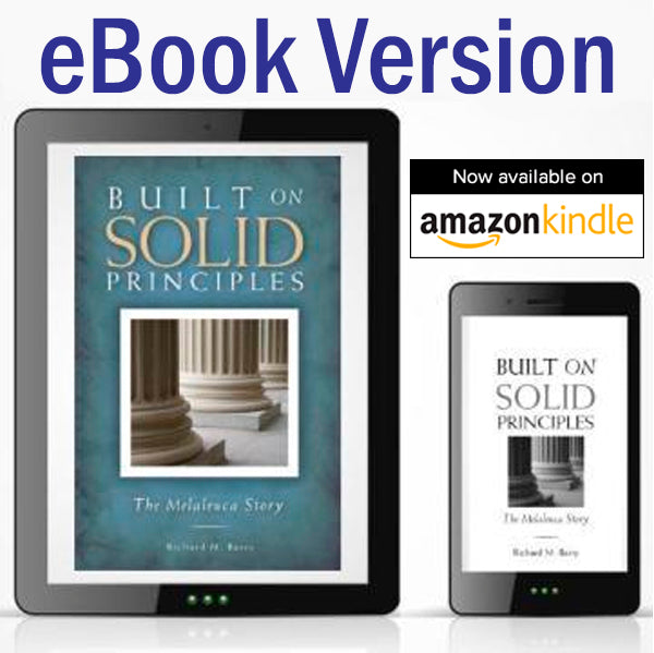 eBook: Built on Solid Principles: The Melaleuca Story