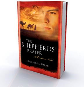 The Shepherds' Prayer: A Christmas Journey (Hardcover Book)