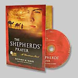 The Shepherds' Prayer: A Christmas Journey (3 CD AudioBook)
