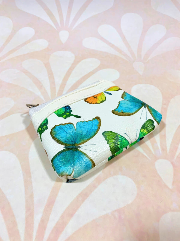 "Girl's Change-Purse ""Butterflies"""