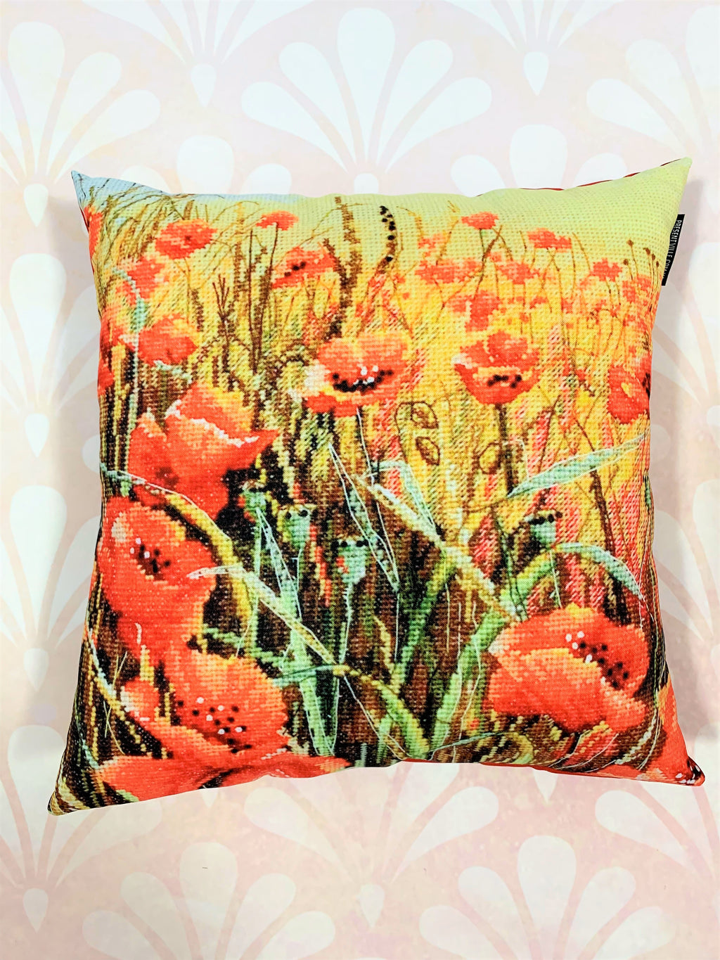 Decorative Pillow - Poppy