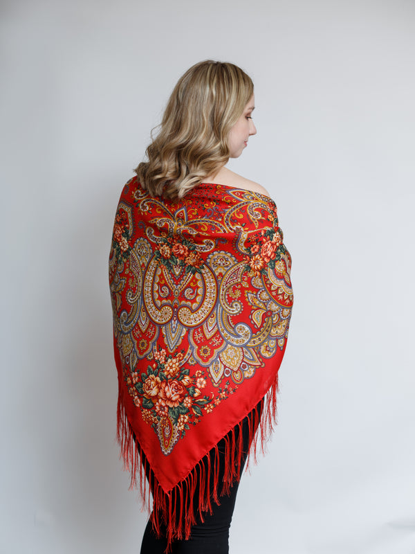Chic Shawl - Richness