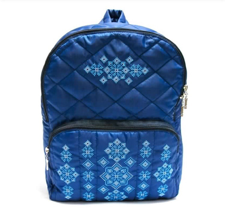 Embroidered Backpacks-Various Colours