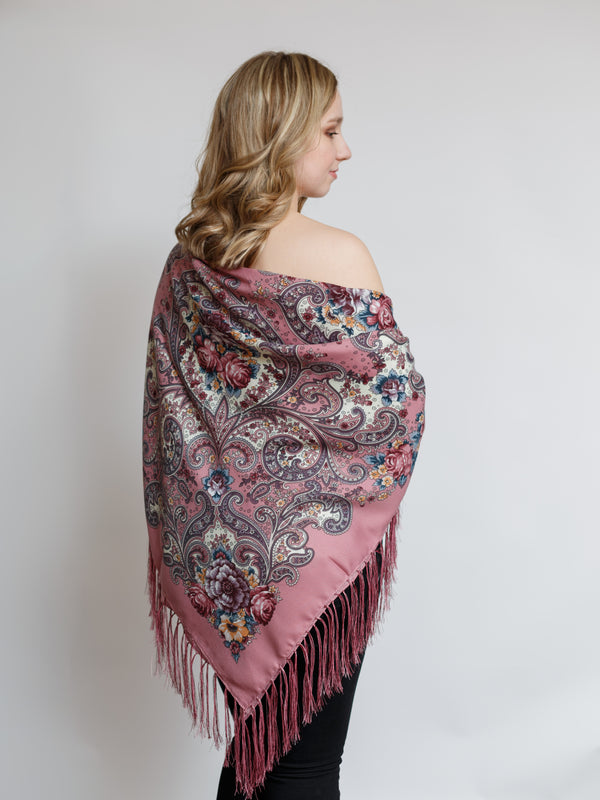 Chic Shawl - Pink Goddess
