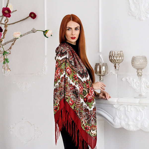 Chic Shawls- Various Colors