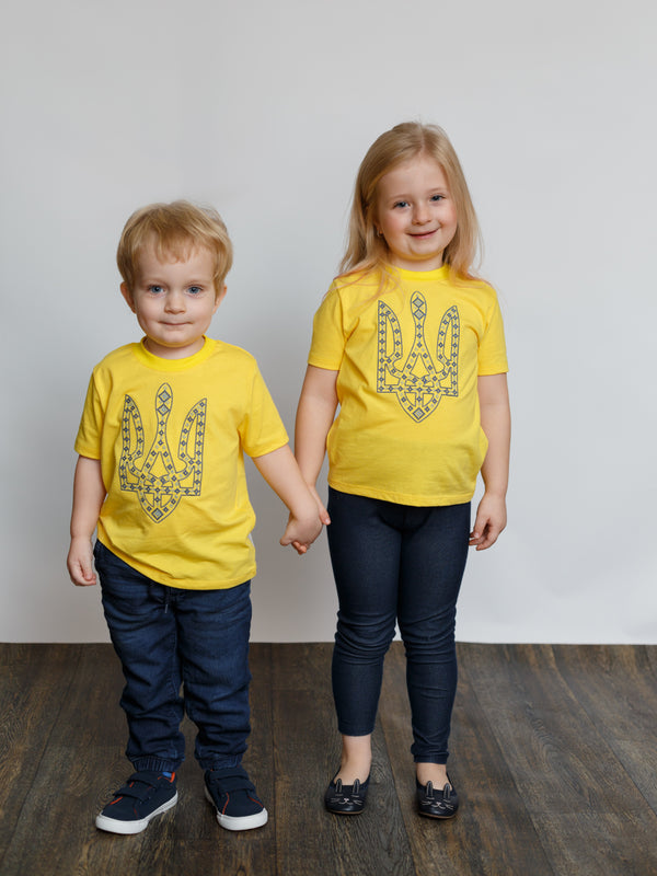 Children's Tryzub T-shirt