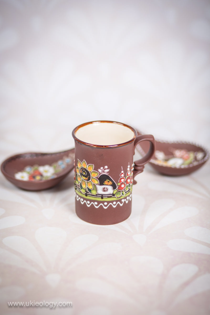 "Tea Mug (Tall)  ""Hutorok"" 350 ml"