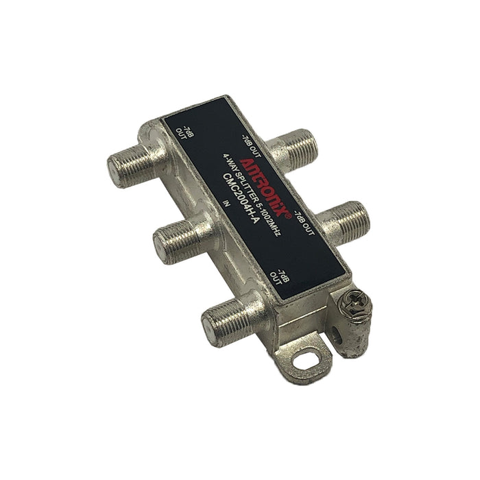 Antronix High Performance 4-Way Cable TV Splitter CMC2004H-A OTA Coaxial 5-1002M