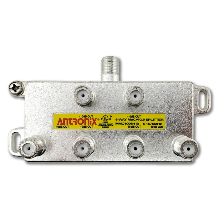 Antronix MoCA 2.0 Splitter for Frontier Formerly Verizon Fios 5-1675 MHz
