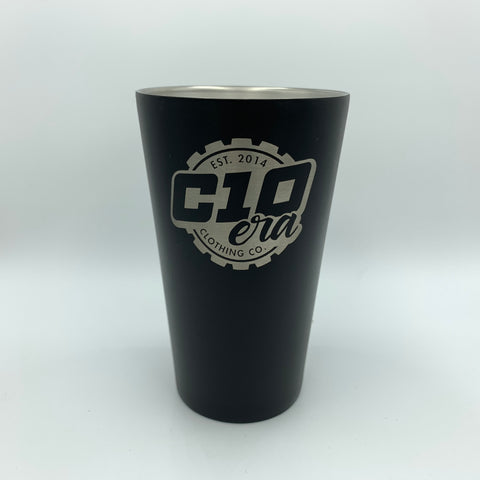 Gear Logo Stainless Cup
