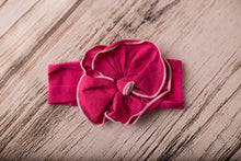 Rose Bud Headband