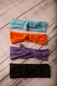 Basic Turban Ties