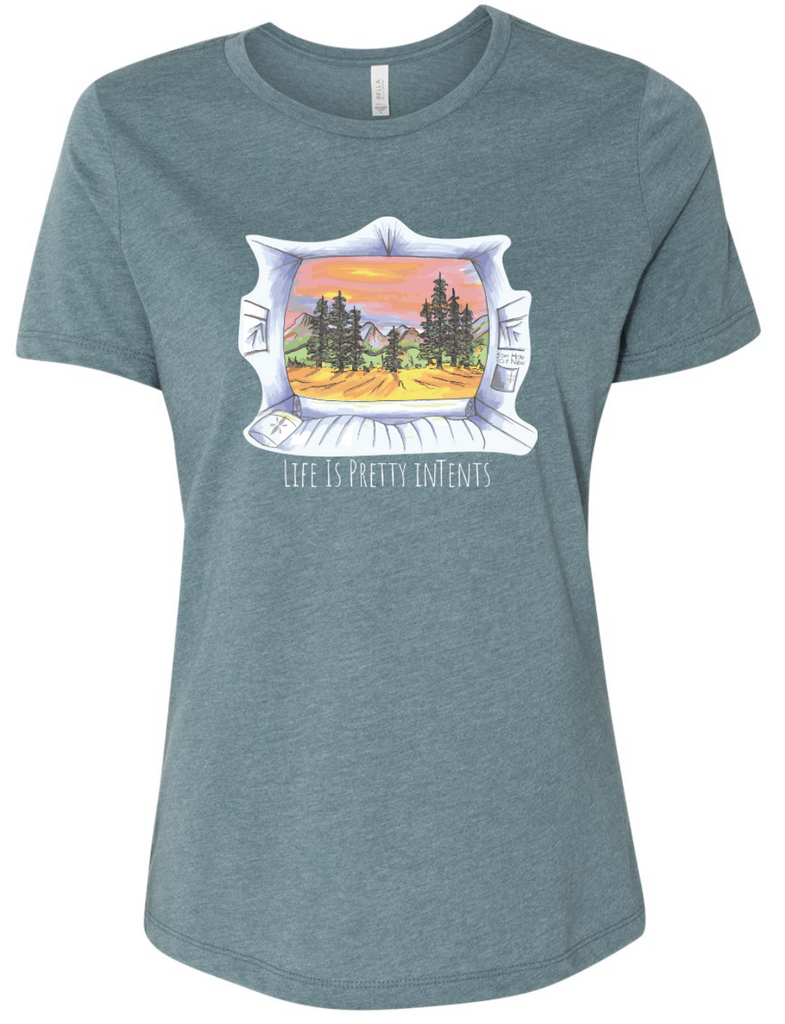 Sunset - Relaxed Tee
