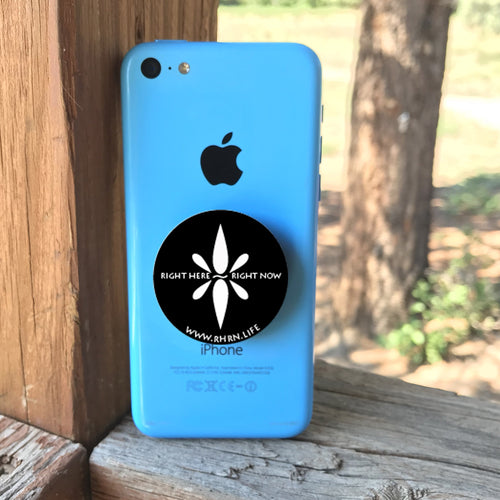 Right Here Right Now Presence Pop Socket